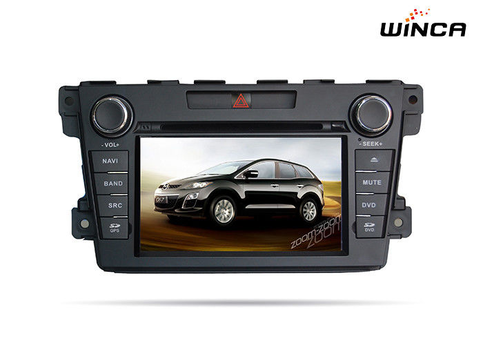 Dashboard Placement Mazda GPS Navigation Bluetooth Mazda Cx 7 Dvd Navigation